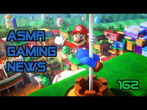 ASMR Gaming News (162) Fortnite X Splatoon! Nintendo World! CoD Modern Warfare, Gang Beasts + More!