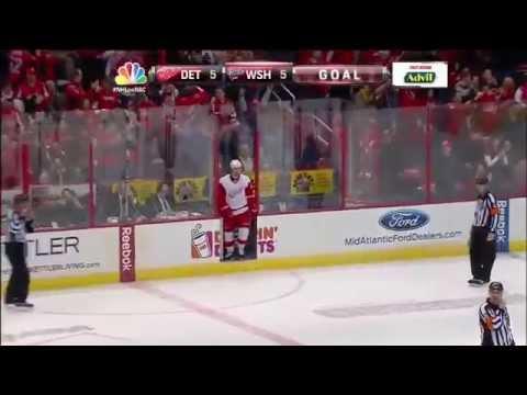 Alex Ovechkin Scoring the Same Goal