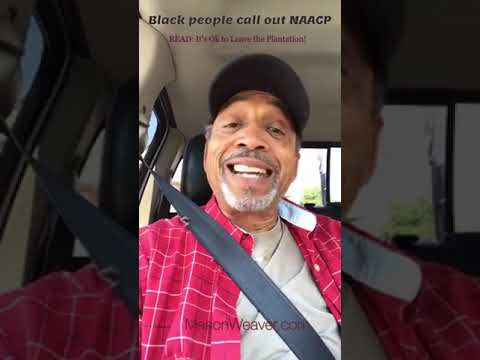 Black people speak out against the NAACP