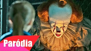 IT - CAPÍTULO 2  - Pennywise Vs Vicky | PARÓDIA