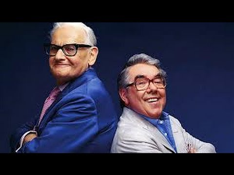 Ronnie Corbett The Two Ronnies - BBC Interview & Life Stories 2 - Fork Handles / Boring Accountant