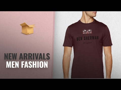 Ben Sherman Men Fashion Hot New Arrivals Autumn/Winter 2018: Ben Sherman Men's The Original T-Shirt,