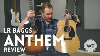 LR Baggs Anthem review - My favorite acoustic guitar pickup