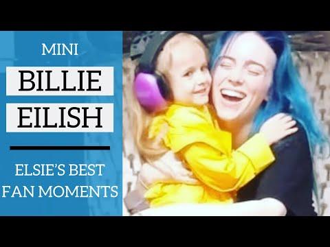 MINI BILLIE EILISH   ELSIE'S BEST FAN MOMENTS