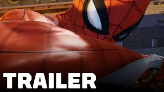 Marvel's Spider-Man - How Insomniac Designed A New Spider-Suit Trailer