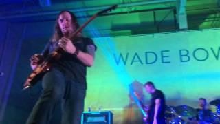 Wade Bowen - Saturday Night (Live)