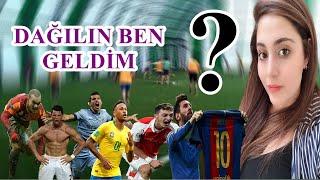 En Yakışıklı Futbolcuyu Seçiyoruz \u0026 Vampir Suarez - Şopar Agüero - Kepçe Ronaldo