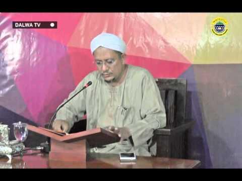 KAJIAN KITAB IHYA' ULUMUDDIN | Abuya As-Sayyid Zain Bin Hasan Baharun Part 1