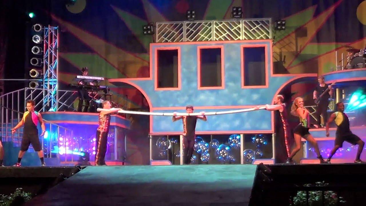 Summer Nights 2013 Busch Gardens Tampa in HD