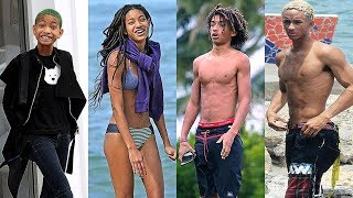 vuclip Jaden Smith vs Willow Smith Transformation ★ 2018