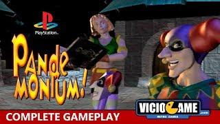 🎮 Pandemonium! (PlayStation) Complete Gameplay