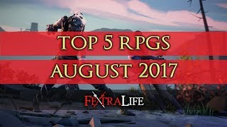 Top 5 RPGs of 2017: August