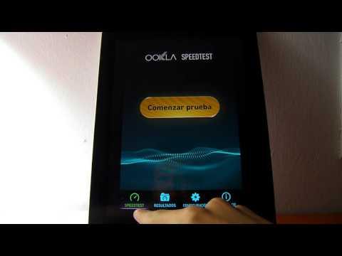 Aplicaciones para medir la velocidad de internet iOS & Android