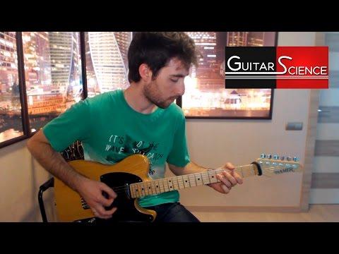 Led Zeppelin - Kashmir guitar lesson cover (EADGBE standard tuning)