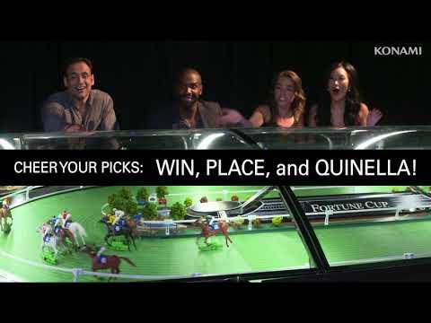Fortune Cup - Konami Horse Racing at San Manuel Casino 🎰🏇