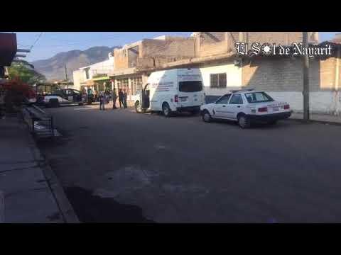 Se registra feminicidio en la colonia Villa las Rosas de Tepic