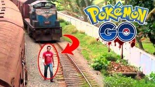 Pokémon Go Spieler entdeckt verweste Leiche!