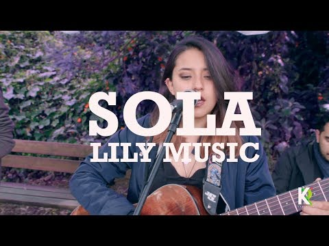 LILY MUSIC - SOLA - SESIONES KROKODILE