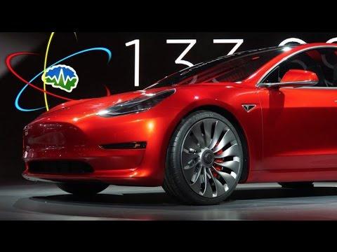 Tesla Model 3 Wish List!