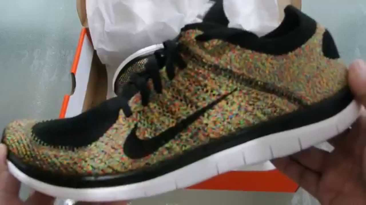 watch 3cd10 0bd16 KoF Mailbox: Nike Free Flyknit 4.0