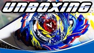 Unboxing B-73 God Valkyrie .6V.Rb [Beyblade Burst] [PT-Br]