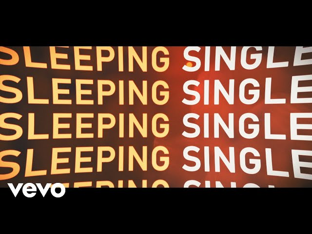 Barbara Mandrell - Sleeping Single In A Double Bed (Dave Audé Remix / Lyric Video)