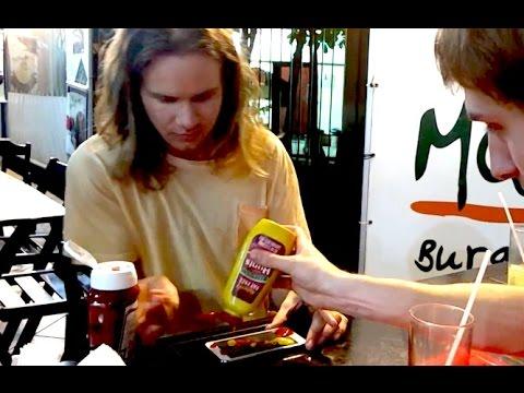 EATING MY PHONE! (Brazil Vlog 2)