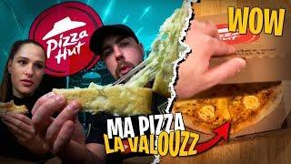 Pizza Hut me régale comme jamais avec ma Pizza