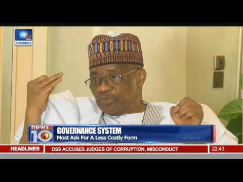News@10: Experts Review Nigeria's Journey 08/10/16 Pt 3