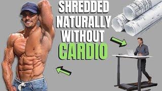 Shredded Without Cardio Blueprint