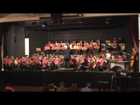 Rondó - Orquestra Sinfonica da Escola Municipal de Música de São Paulo