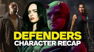 The Defenders - Where Are All the Major Characters Now?