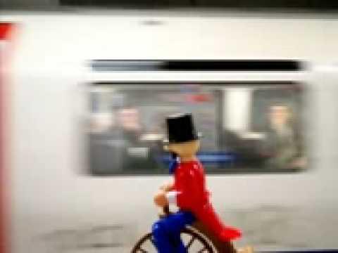 Stop Motion Animation in London - Backyard dog - Baddest ...