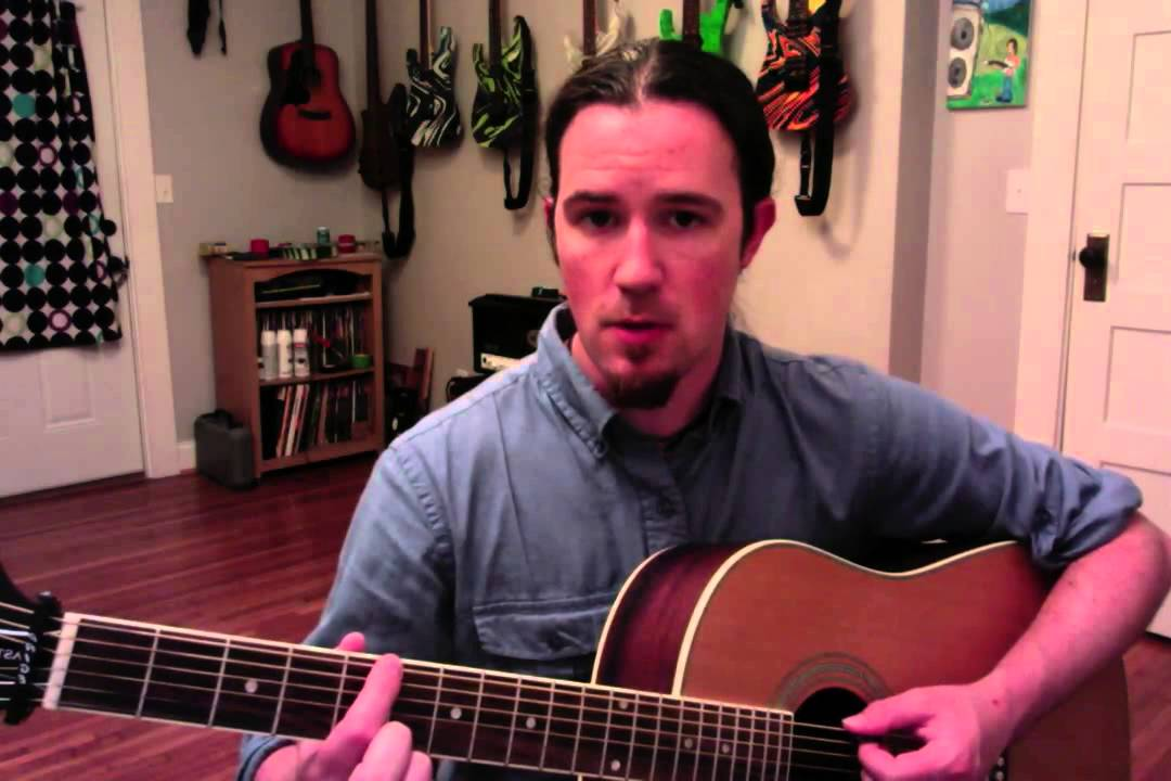 Easy Guitar Lesson How To Learn What Chords Go In Every Key Youtube