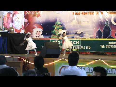 Keralasamajam nigeria newyear2012 dance lathiri...