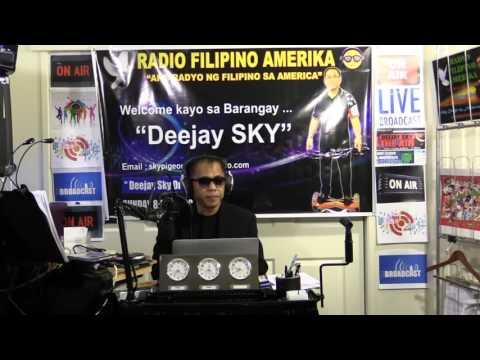 17jan2016_Deejay SKY ON THE AIR @ 8am-10am (Pacific time)