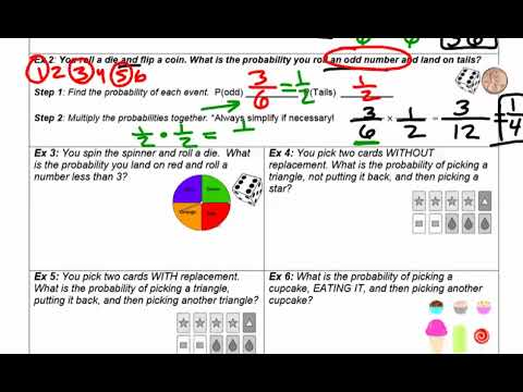Notes  Compound Probability