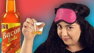 Insane Soda Flavors Blind Taste Test