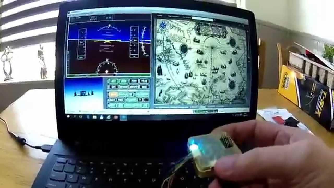 From Banggood com CC3D EVO Flight Controller STM32 32-bit Flexiport