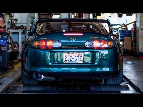 Import Car Dyno Test – Street Car Competition – IMSCC 2013