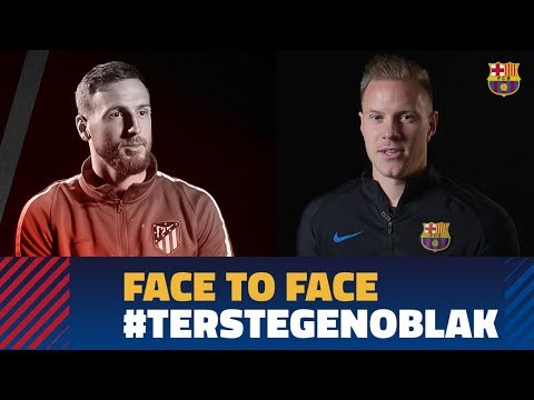 Ter Stegen & Oblak, face to face before Barça-Atlético Madrid