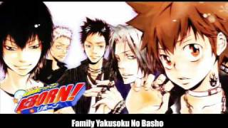Vongola Family ~ Yakusoku no basho~ off-vocal
