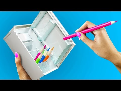 14 DIY School Supplies