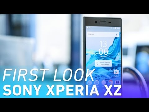 Sony Xperia XZ: the new flagship cameraphone
