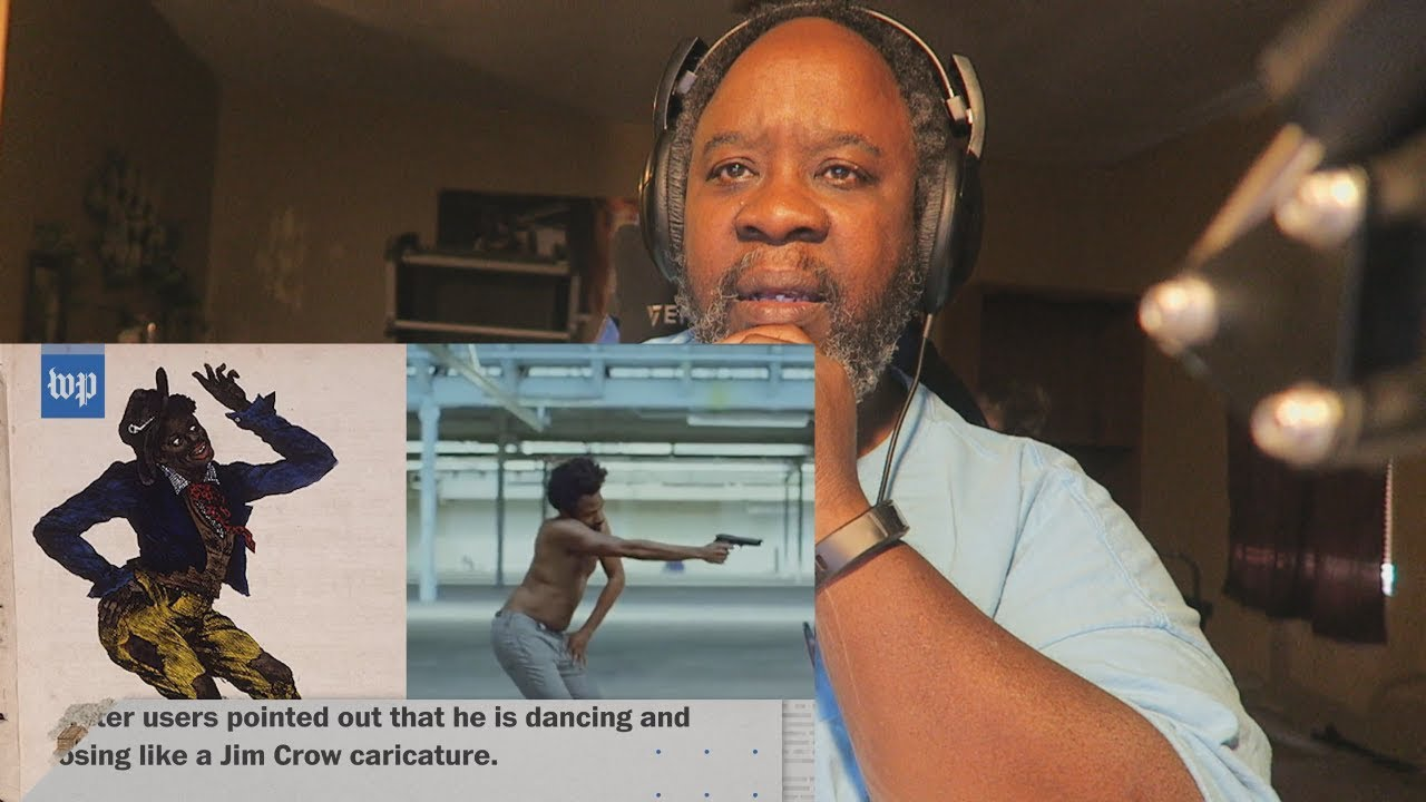 Dad Reacts to Childish Gambino - This Is America Break Down(Official Video)