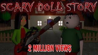 SCARY DOLL STORY | SCARY STORIES (ANIMATED IN HINDI) MAKE JOKE HORROR