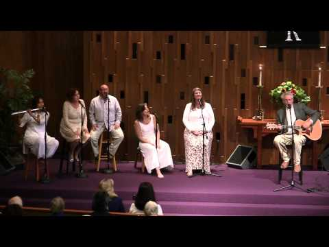 """Michael Stillwater Song """"Heart of the Mother""""—Seattle Unity Church—09-20-2015"""