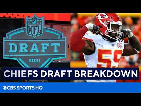 2021 NFL Draft: Breakdown of Chiefs' Draft Picks | CBS Sports HQ