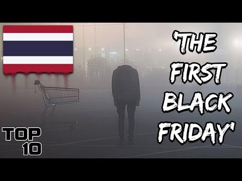 Top 10 Scary Thai Urban Legends thumbnail