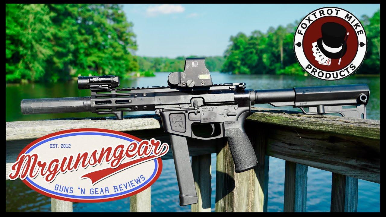 Download Foxtrot Mike FM-9B Enhanced AR-9 Pistol Review